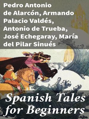 cover image of Spanish Tales for Beginners