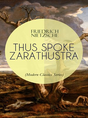 cover image of THUS SPOKE ZARATHUSTRA (Modern Classics Series)