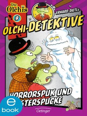 cover image of Horrorspuk und Geisterspucke