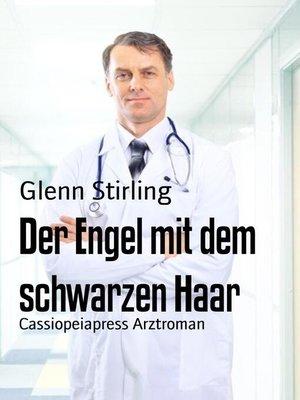 cover image of Der Engel mit dem schwarzen Haar