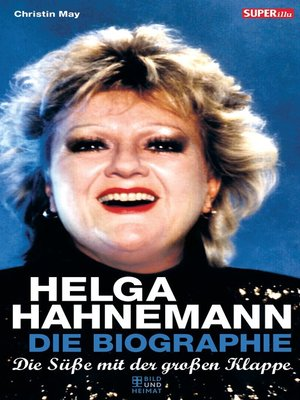 cover image of Helga Hahnemann