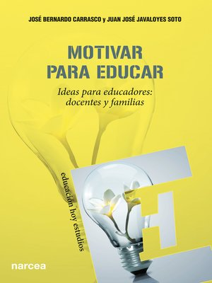 cover image of Motivar para educar