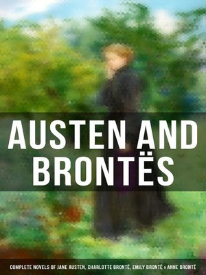cover image of Austen and Brontës