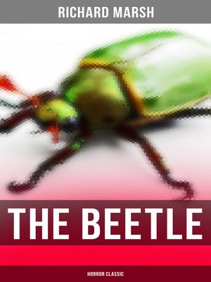 cover image of The Beetle (Horror Classic)