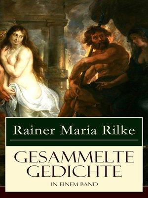 cover image of Gesammelte Gedichte in einem Band