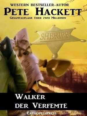 cover image of Walker der Verfemte