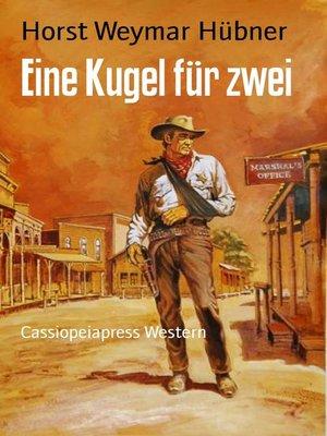 cover image of Eine Kugel für zwei