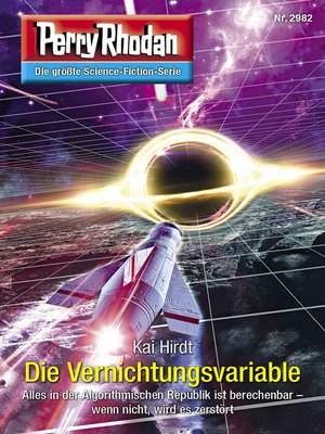 cover image of Perry Rhodan 2982