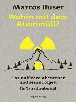 cover image of Wohin mit dem Atommüll?