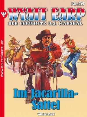 cover image of Wyatt Earp 20 – Western