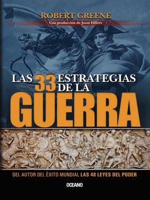 cover image of Las 33 estrategias de la guerra