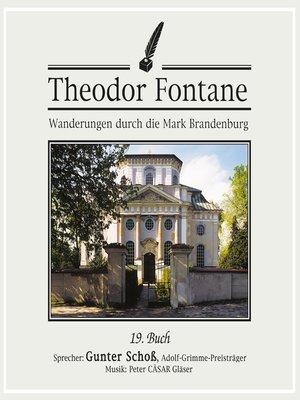 cover image of Wanderungen durch die Mark Brandenburg (19)