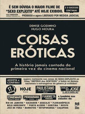 cover image of Coisas eróticas