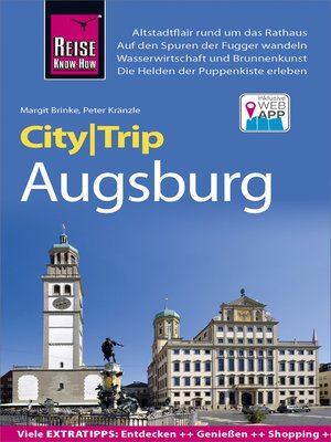 cover image of Reise Know-How CityTrip Augsburg