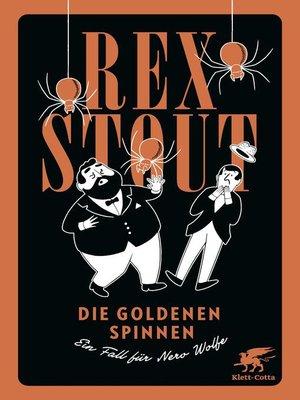 cover image of Die goldenen Spinnen
