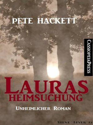 cover image of Lauras Heimsuchung (Unheimlicher Roman)