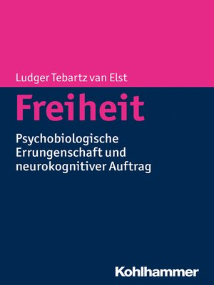 cover image of Freiheit