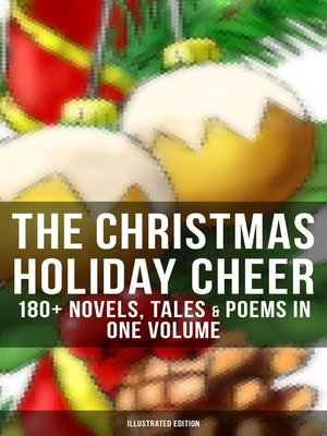 cover image of THE CHRISTMAS HOLIDAY CHEER
