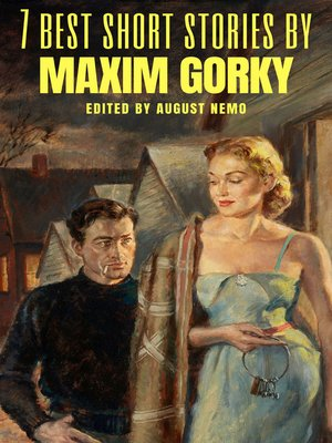 cover image of 7 best short stories by Maxim Gorky
