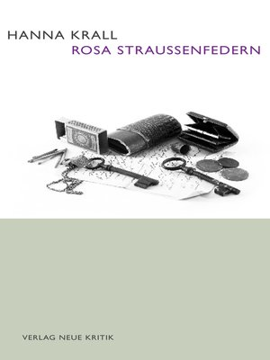cover image of Rosa Straußenfedern