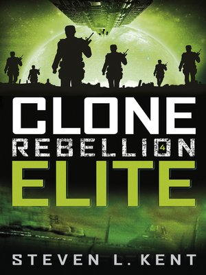 cover image of Clone Rebellion 4