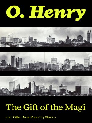 cover image of The Gift of the Magi and Other New York City Stories