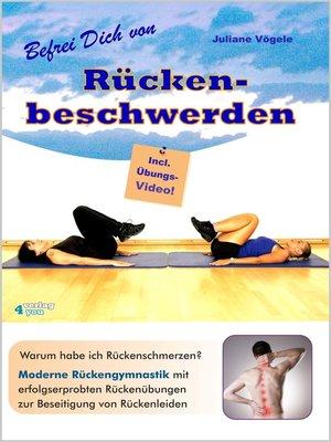 cover image of Befrei Dich von Rückenbeschwerden