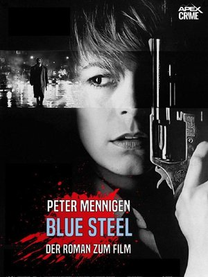 cover image of BLUE STEEL