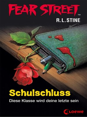 cover image of Fear Street 49--Schulschluss