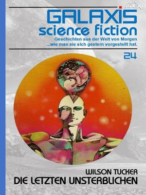 cover image of GALAXIS SCIENCE FICTION, Band 24