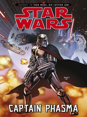 cover image of Star Wars--Captain Phasma, Journey to Star Wars