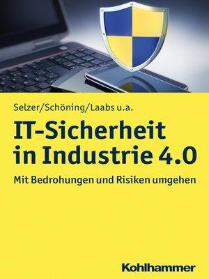 cover image of IT-Sicherheit in Industrie 4.0