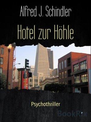 cover image of Hotel zur Höhle