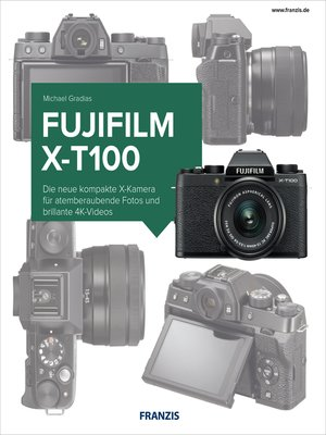 cover image of Kamerabuch Fujifilm X-T100