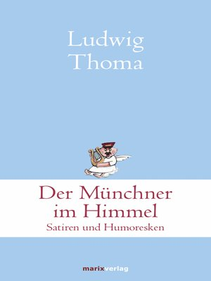 cover image of Der Münchner im Himmel