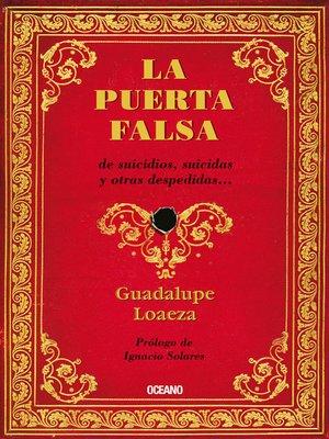 cover image of La puerta falsa