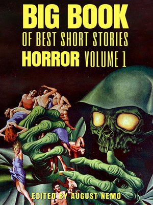 cover image of Big Book of Best Short Stories--Specials--Horror