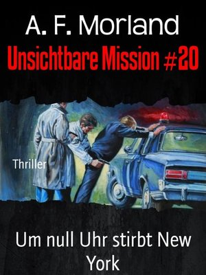 cover image of Unsichtbare Mission #20