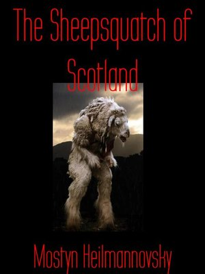 cover image of The Sheepsquatch of Scotland