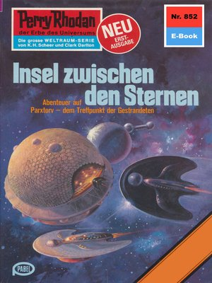 cover image of Perry Rhodan 852
