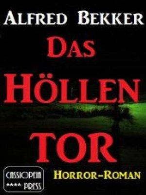 cover image of Das Höllentor