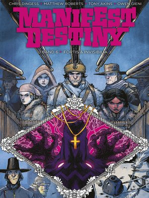 cover image of Manifest Destiny 6