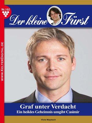 cover image of Der kleine Fürst 102 – Adelsroman