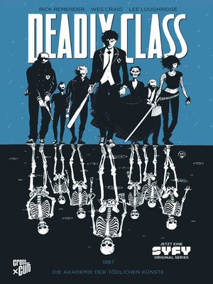 cover image of Deadly Class 1