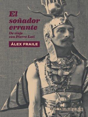 cover image of El soñador errante