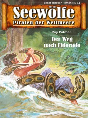 cover image of Seewölfe--Piraten der Weltmeere 84