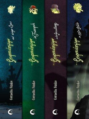cover image of Gespensterjäger--Die komplette Reihe