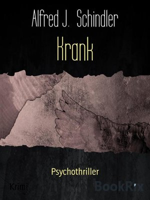 cover image of Krank
