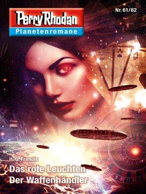 cover image of Planetenroman 61 + 62