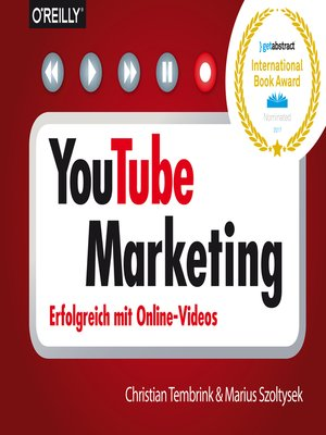 cover image of YouTube-Marketing